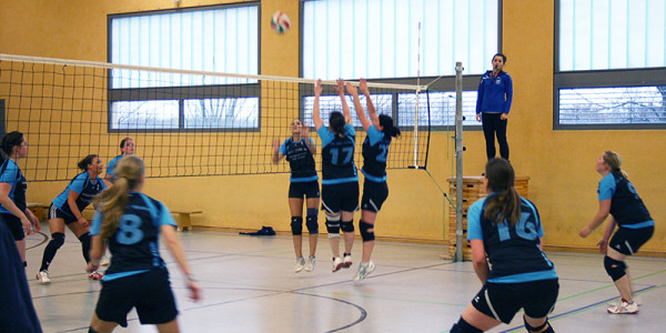 Volleyball Herbstmeister ´14
