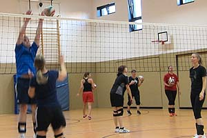 Volleyball beim TV Jahn Wahn