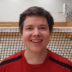 Heiko Gutmann, Abteilungsleiter badminton beim TV Jahn Wahn