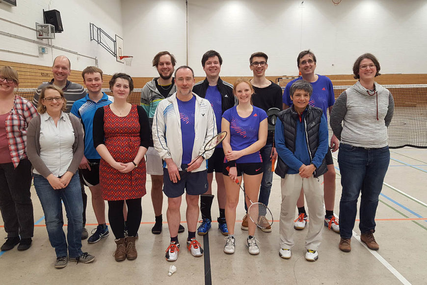 Badminton Mannschaft TV Jahn Wahn, Köln-Porz
