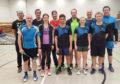Vereinsmeisterschaft der Badminton-Abteilung des TV Jahn Wahn