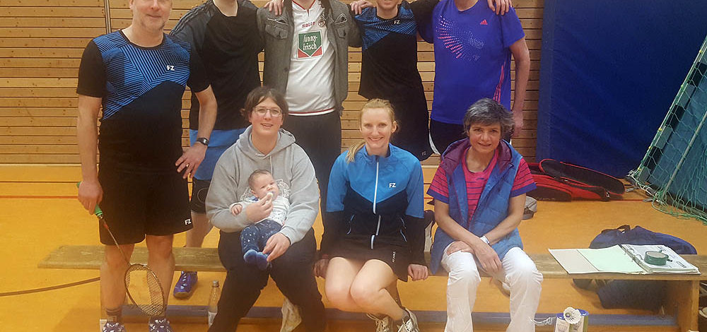 Badminton 1. Mannschaft TV Jahn Wahn, Bezirksklasse