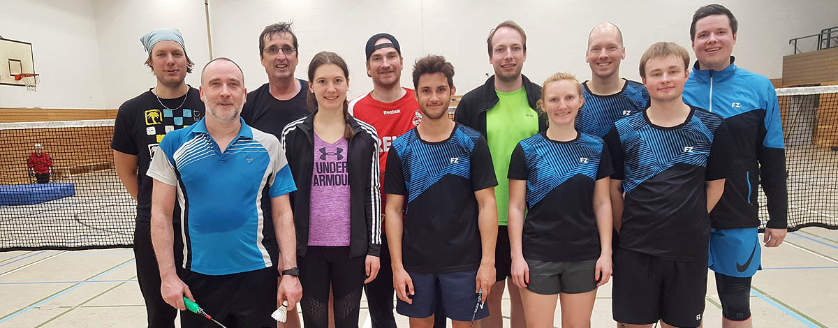 Badminton TV Jahn Wahn Köln-Porz