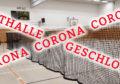 Corona: Großsporthalle Wahn bis einschließlich 30.05.2020 gesperrt